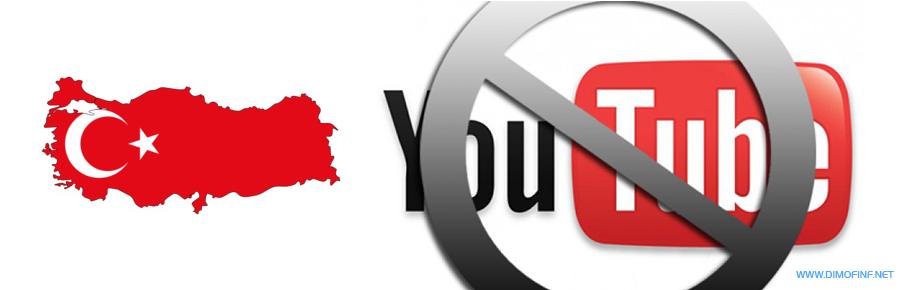 تركيا تقوم بالكشف عن من يحاول تخطى حظر تويتر و يوتيوب