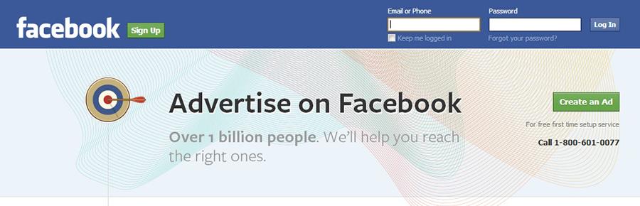فيسبوك تقدم مؤشر نجاح للإعلانات على موقعها