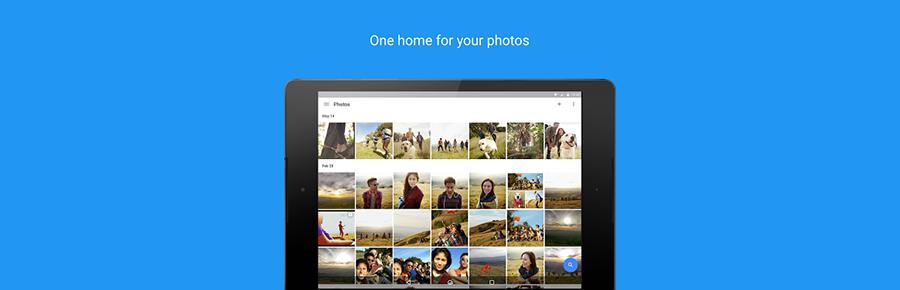 """تطبيق جديد من جوجل, صور جوجل """"Google Photos"""" للجوالات الذكية"""