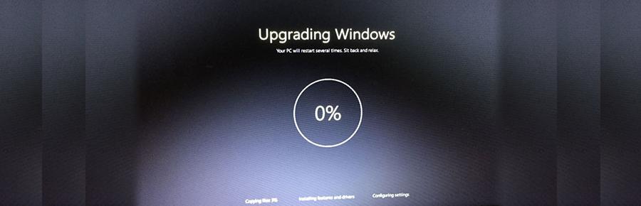 مايكروسوفت تُطلق تحديثًا جديدًا لبرنامج الترقية إلى ويندوز 10