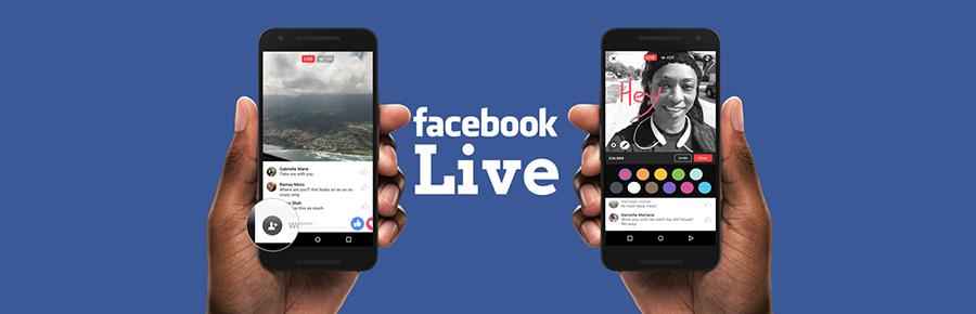 فيسبوك تمد فترة البث المباشر على تطبيقها إلى 24 ساعة !