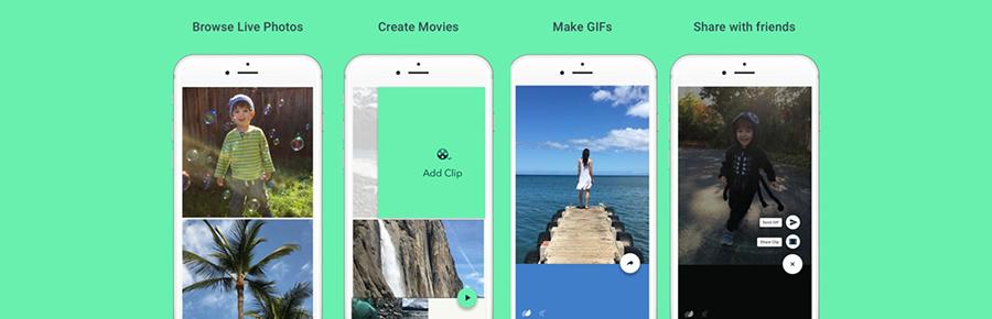 جوجل تعلن عن تطبيق Motion Stills لتحويل صور آيفون الحية إلى صور متحركة