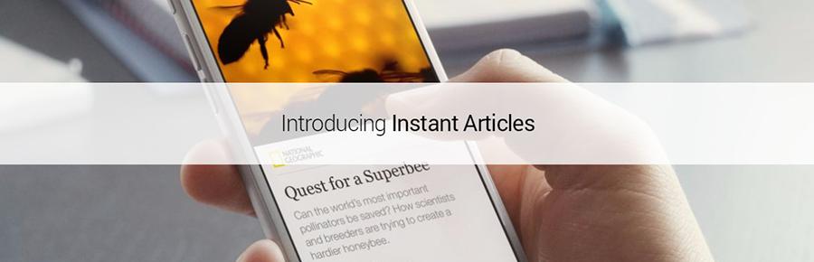 فيسبوك تعلن عن إطلاقها مجموعة جديدة من الأدوات لخدمة المقالات الفورية