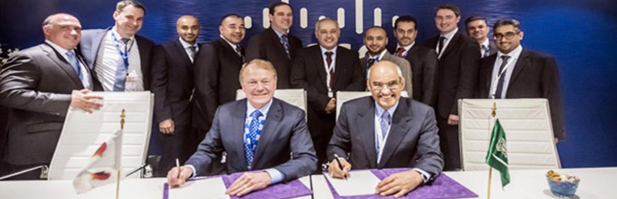 سيسكو تتعاون مع المملكة العربية السعودية لتسريع التحول الرقمي